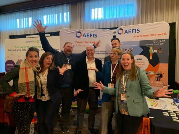 Celebrating AALHE 2021 Conference!