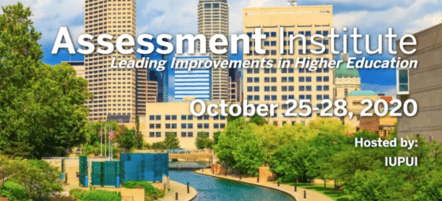 Excited to Learn at IUPUI Assessment Institute!