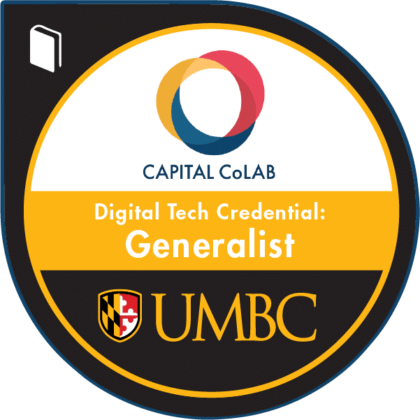 """Lightning Talk Series: """"A Collaborative Approach to Preparing Learners with  Digital Skills for the 21st Century Workforce"""""""