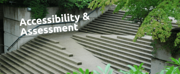 Panel Discussion—Accessibility and Assessment: What You Need to Know